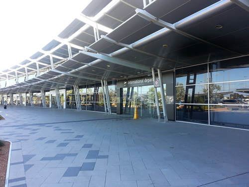 T1 Perth Airport